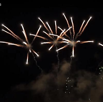 Arnika ilutulestiku võistlus Vilniuses 2015