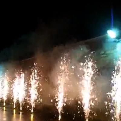 Vulkaanide valgusmäng Tallinnas 2011